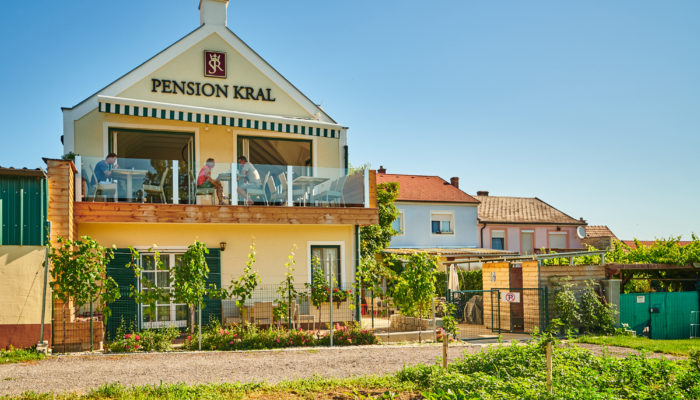 Pension kral